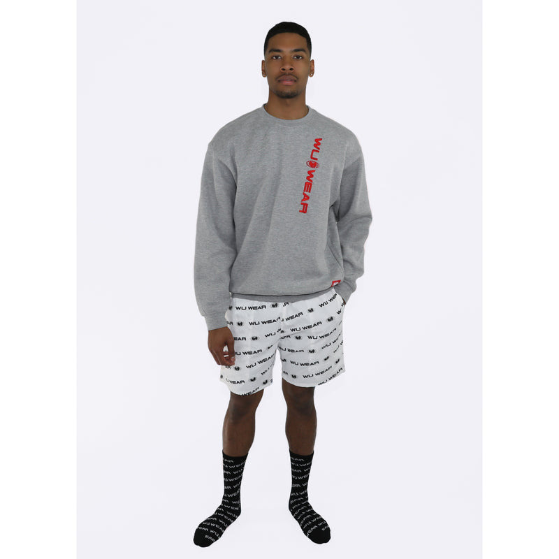 THE CITY SHORTS - WHITE - Wu Wear