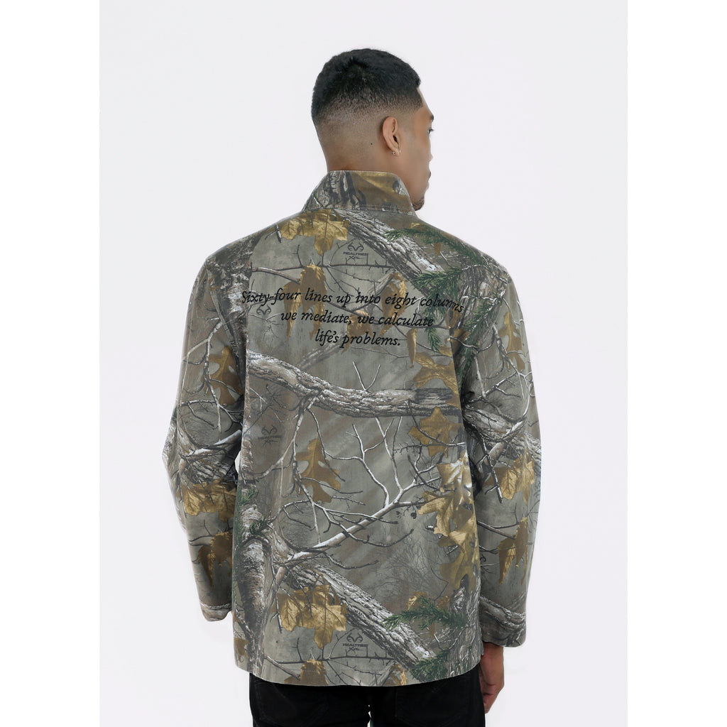 MANDARIN REALTREE JACKET - Wu Wear
