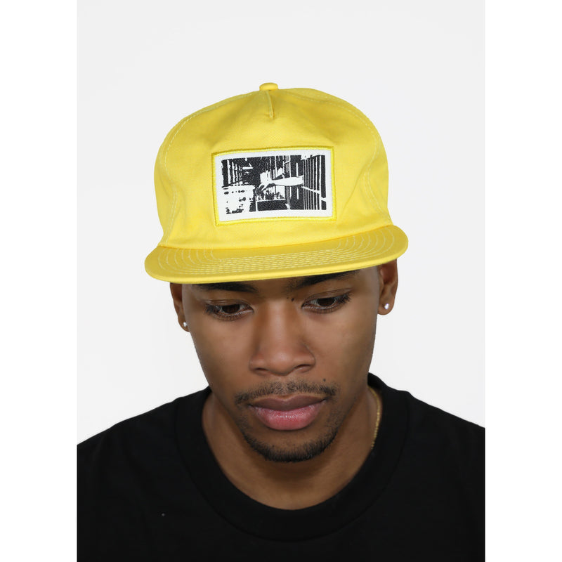 INMATE FORMLESS CAP - GOLD - Wu Wear