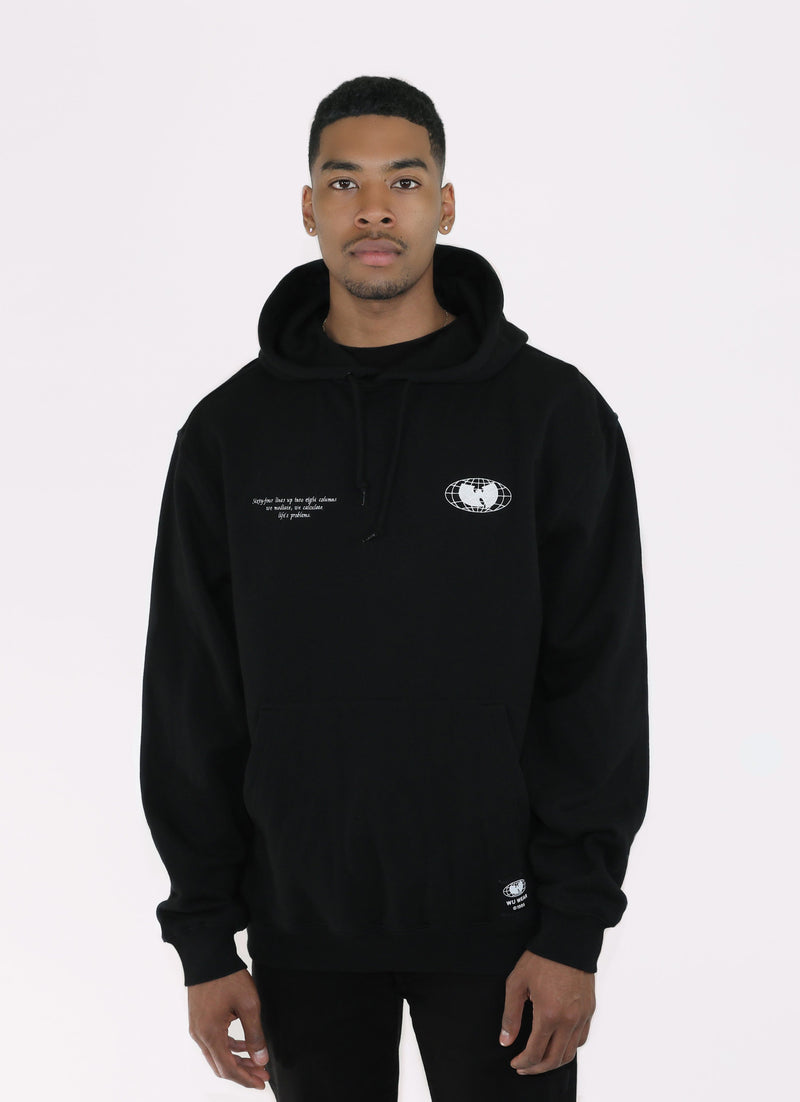 CHESSBOXING HOODIE - BLACK - Wu Wear