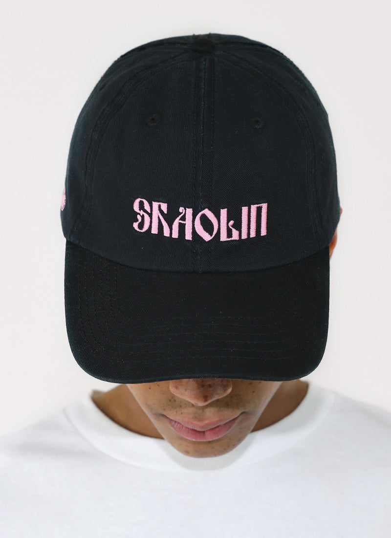 SHAOLIN CAP - BLACK - Wu Wear