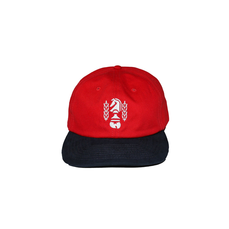 INMATE FORMLESS CAP - RED