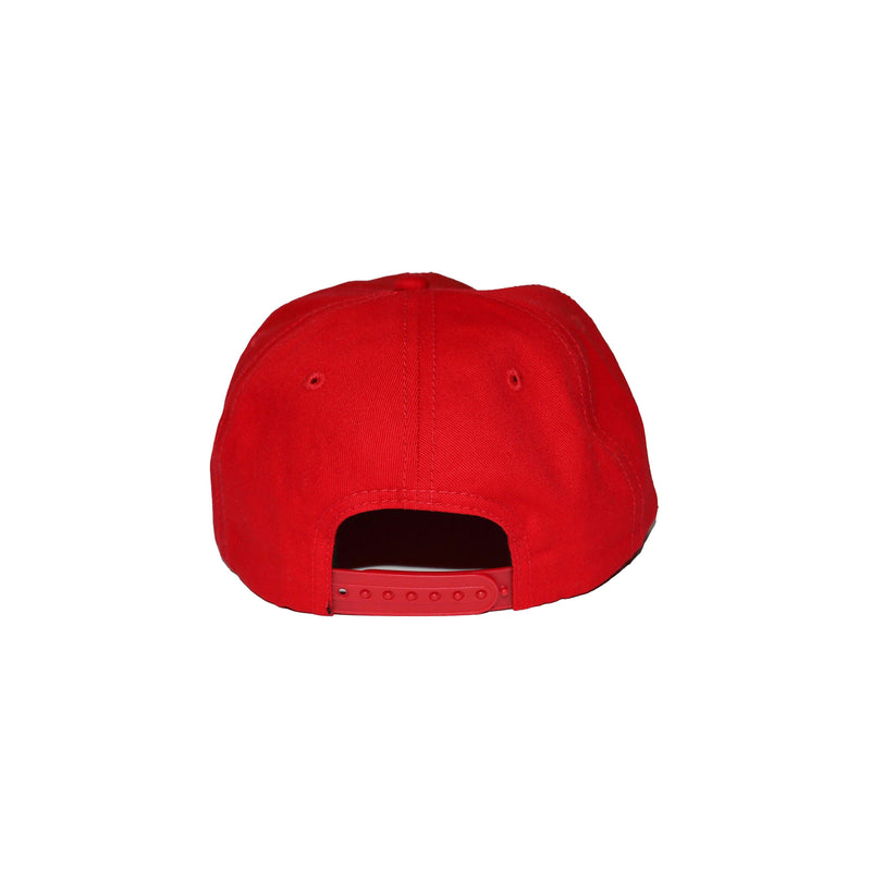 CHESSBOXING FORMLESS CAP - RED - Wu Wear