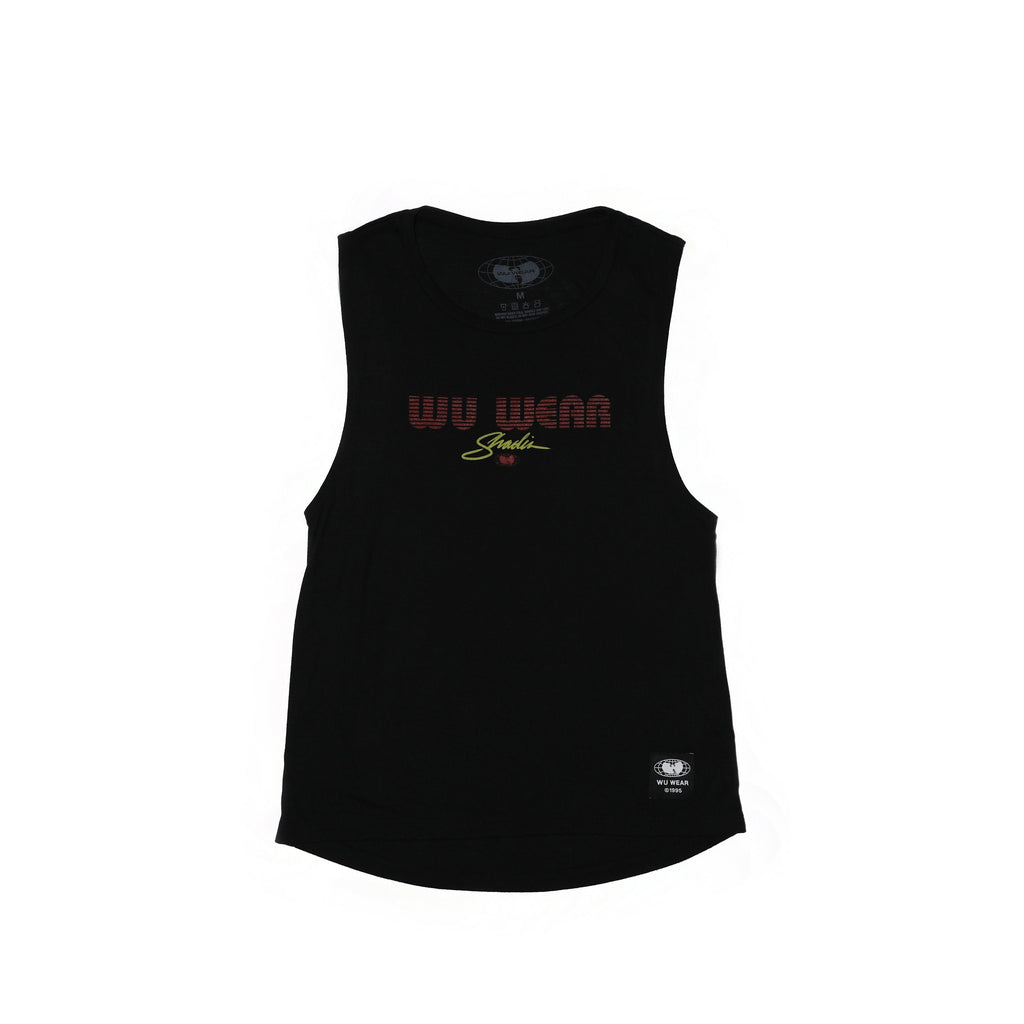 MGM TANK - BLACK - Wu Wear