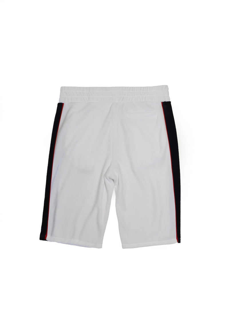 TRIUMPH SHORTS - WHITE - Wu Wear