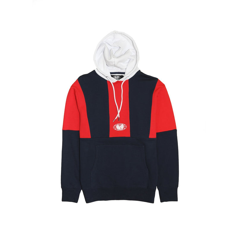 INTERNATIONAL HOODIE - NAVY