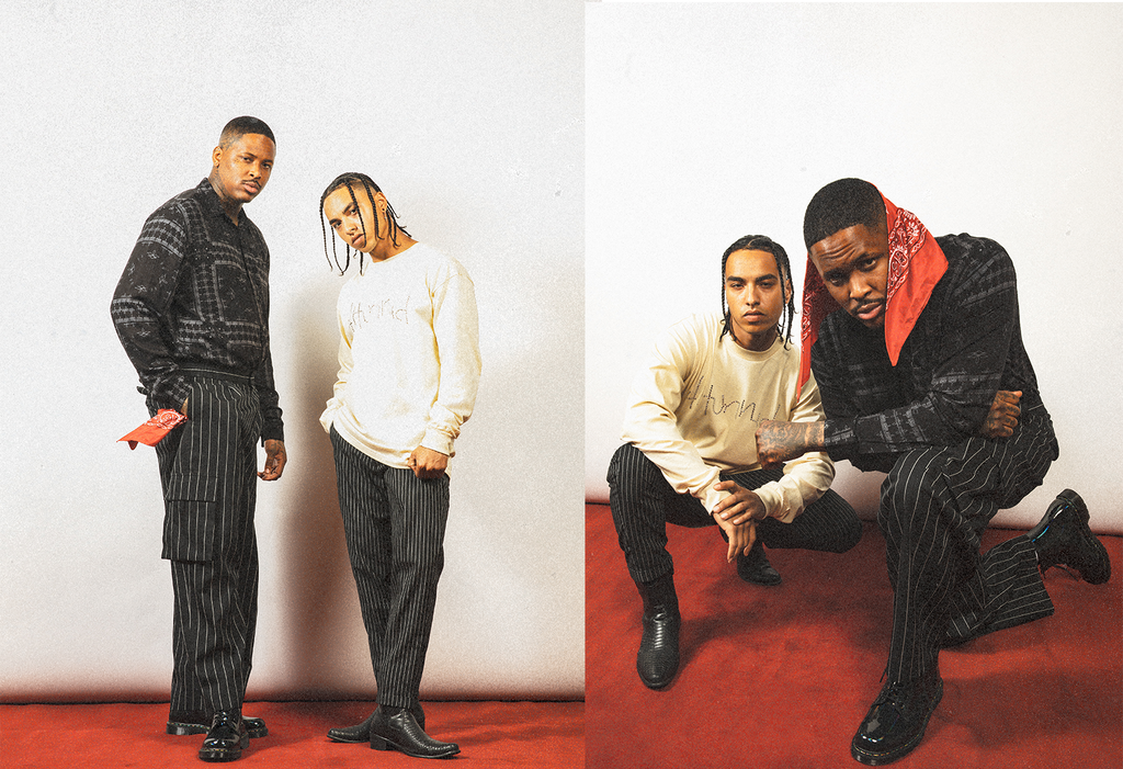 4HUNNID SPRING 2019 LOOKBOOK