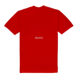 4Hunnies Tee - Red - 4Hunnid