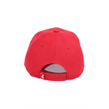 4 Logo Team Hat - Red - 4Hunnid