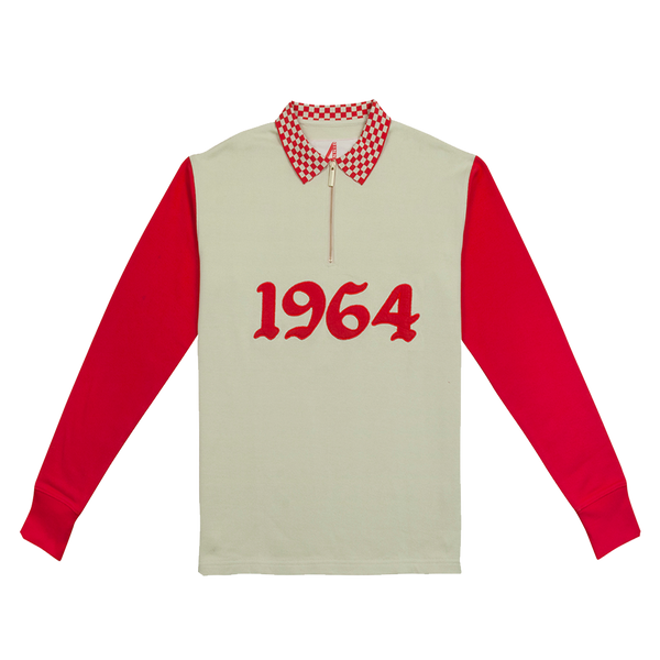 1964 Auto Knit Polo - 4Hunnid
