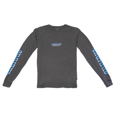 4hunnid Forever Long Sleeve - Graphite