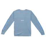 4hunnid Forever Long Sleeve - Ice Blue