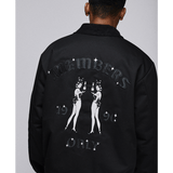 Members Only Black Jacket 4Hunnid