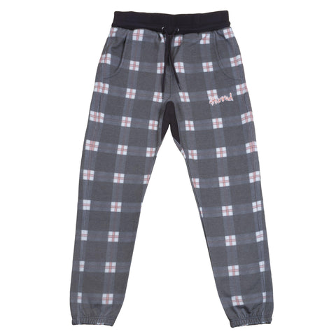 Don't Sweat Kut & Sew Plaid Pants-4Hunnid