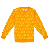 Poppy Crew Fleece - Mustard - 4Hunnid