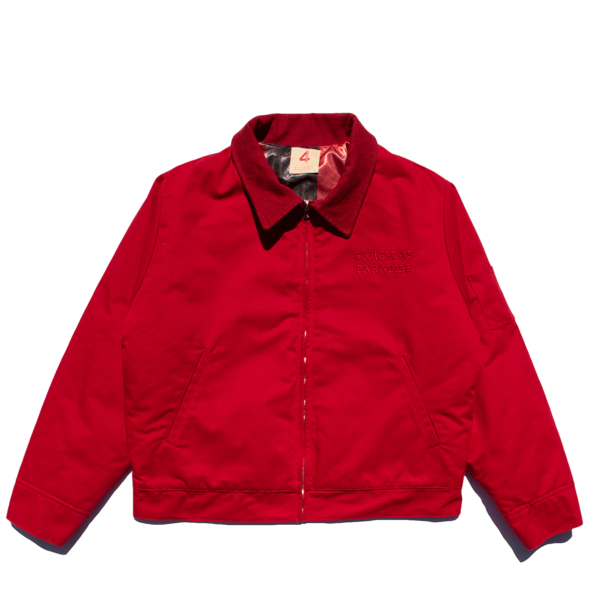 011a4145c54 Members Only Red Jacket