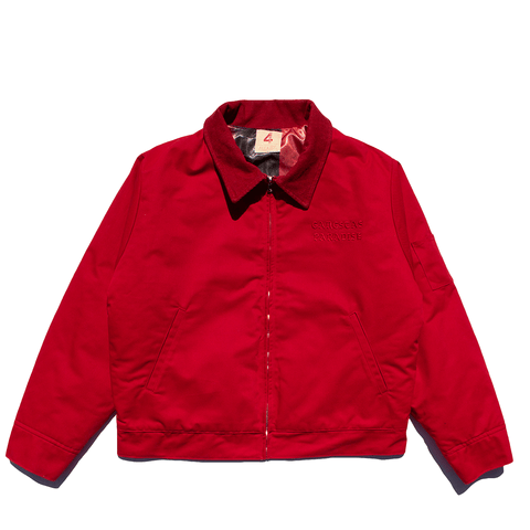 Members Only Red Jacket 4Hunnid