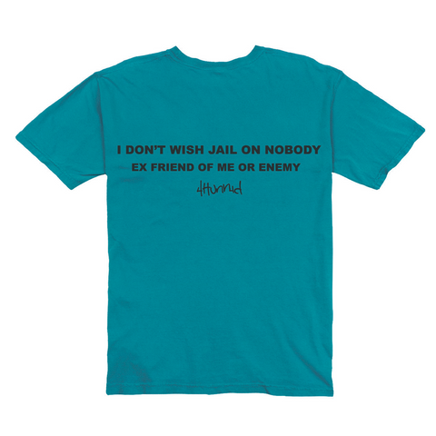 Jail Wish Tee - Topaz