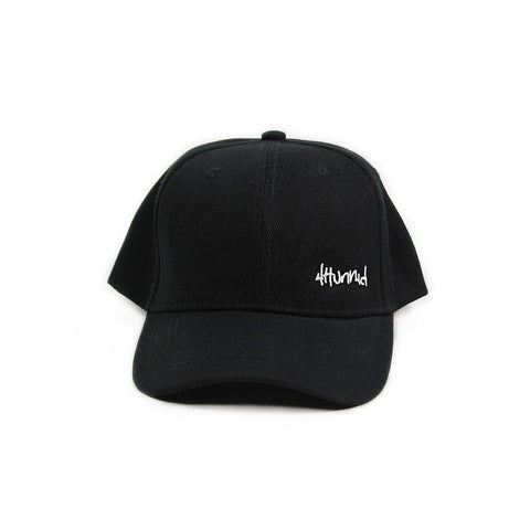 Baby Hit Up Logo Hat - Black - 4Hunnid