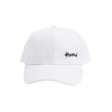 BABY HIT UP LOGO HAT - WHITE