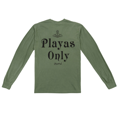 Playas Only Long Sleeve