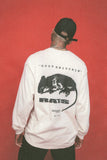 STOP SNITCHIN RATS LONG SLEEVE-4Hunnid