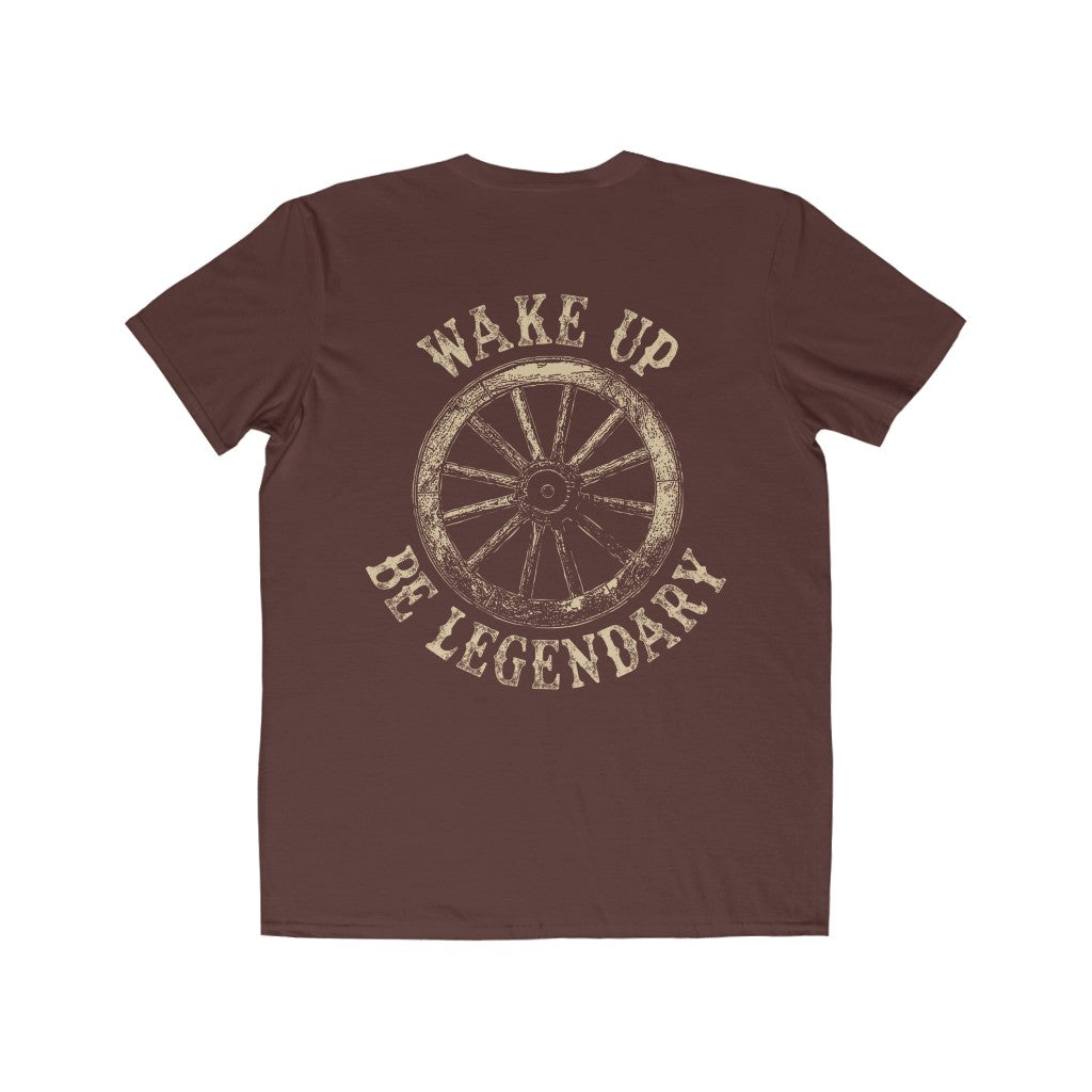 Wake Up & Be legendary Classic Tee