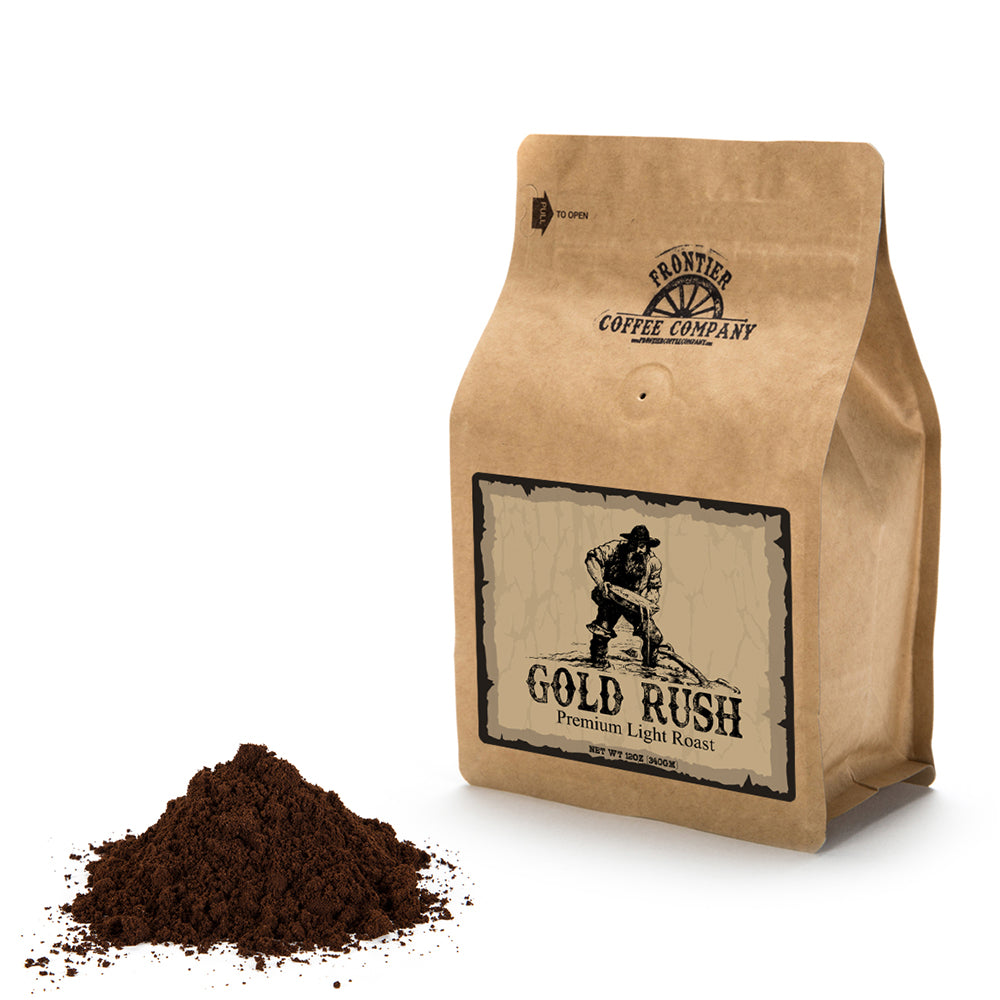 Gold Rush - Premium Light Roast