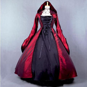 PRODUCT REVIEW: Gorgeous Quality Victorian Costume Dress (red)
