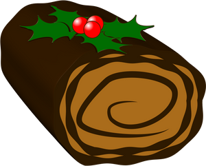 HOLIDAY RECIPE: YULE LOG