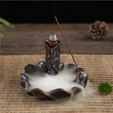 BIG Selection of Affordable Backflow Incense Burners: Over 20 to Choose From!
