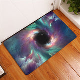 3D Printed Non-Slip, Padded, Galaxy Floor Mats: 20 styles, 2 sizes