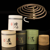 Premium Coil Incense Kits: Include Coil Stand (48pc)