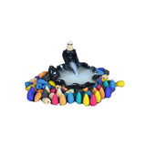 Fragrant Backflow Incense Cones for Backflow Incense Burners: 50pc