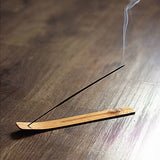 Wooden Incense Burner for Stick Incense: Fits Most Stick Sizes (Bulk Discounts!)