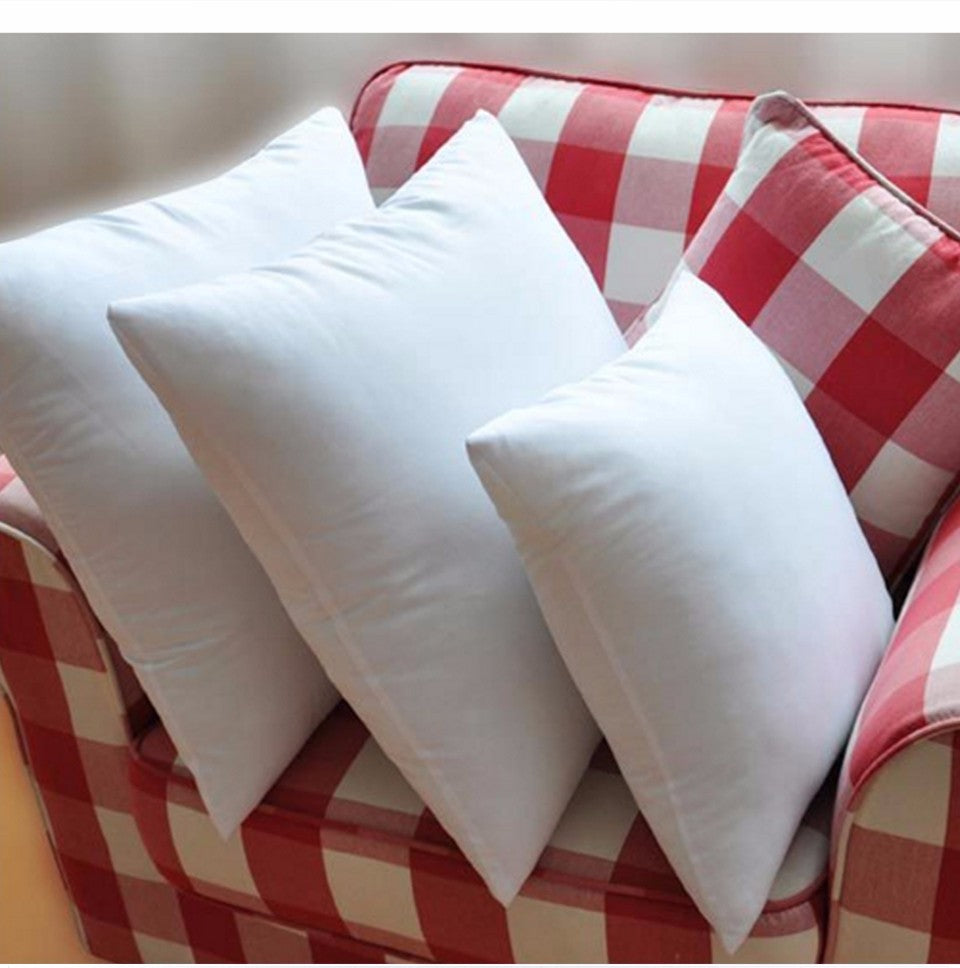 Fluffy Soft 18x18 20x20 Pillow Core For Seasonalholiday Pillow