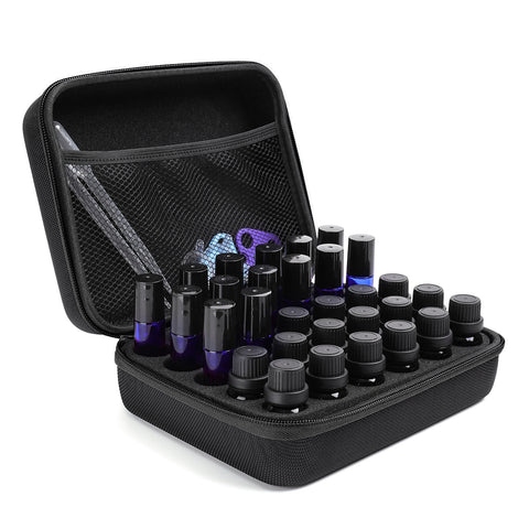 Protective Case for Essential Oils Collection - 30 Piece