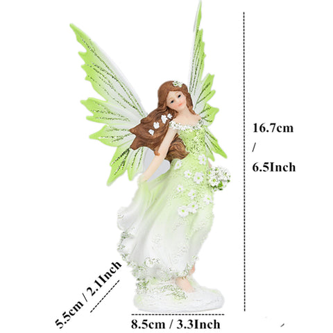 Sister Pixie Statues: Five Variations & Sizes (1 pc)