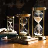 Gorgeous Antique Looking Hourglass in 15/30/60 Minute Timers