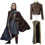 Arya Stark Seven Piece Adult Costume (XS-3XL)