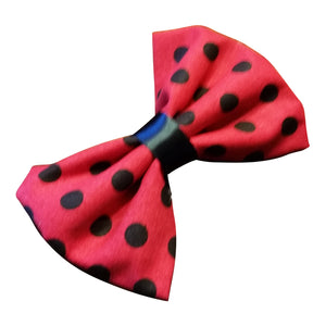 Polka Dot Hairbow - thatboholife