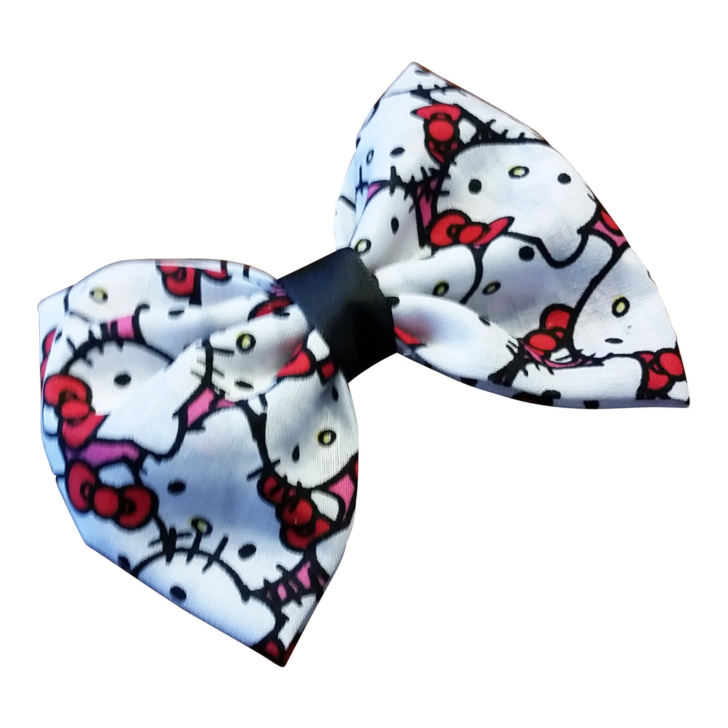 Hello Kitty Hairbow - thatboholife
