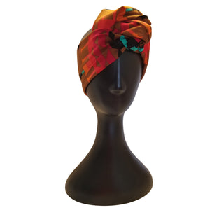 Ankara Fabric Headwrap - thatboholife