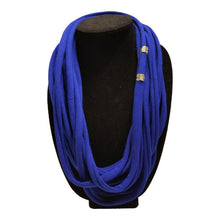 Jersey Knit Scarf/Necklace. - thatboholife