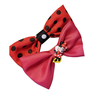 Minnie Mouse Hairbow Sets - thatboholife