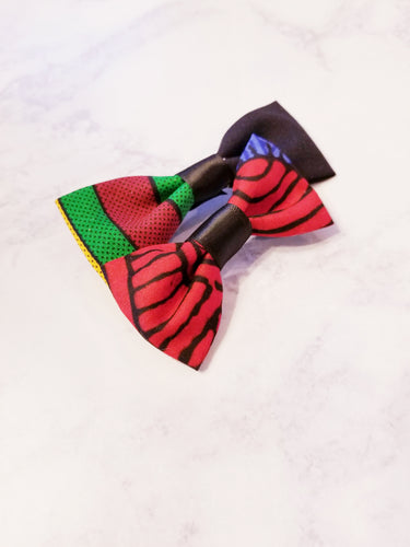 Ankara Hairbow Set - thatboholife