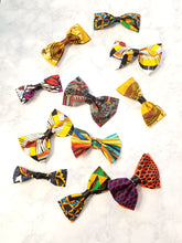 Ankara Multi Hairbow - thatboholife