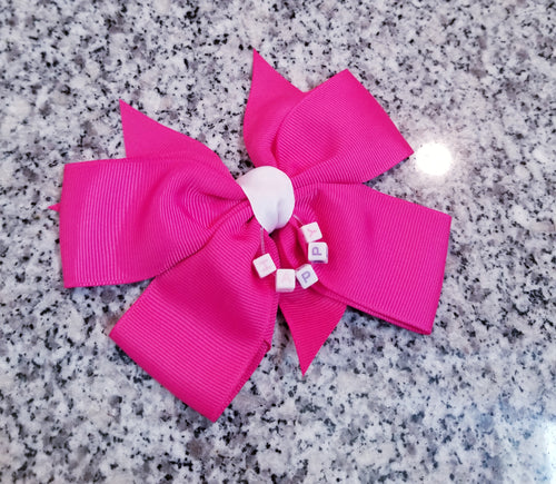 Bow & Flower set. - thatboholife