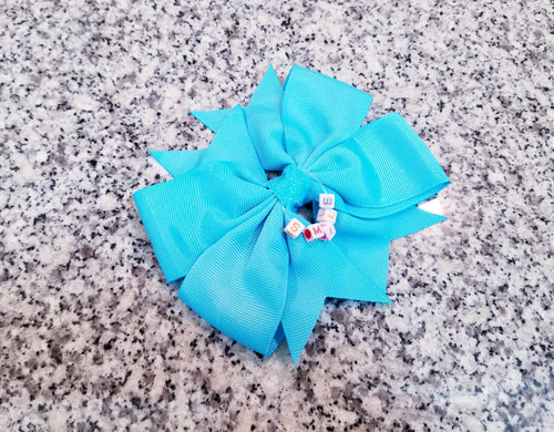 Bow & Flower set - thatboholife