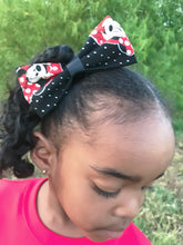 Minnie Mouse Hairbow - thatboholife